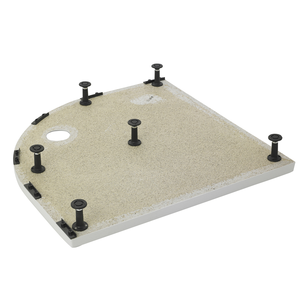 Pack of 6 Legs for Easy Plumb Shower Tray Panel - NTP001 profile large image view 2
