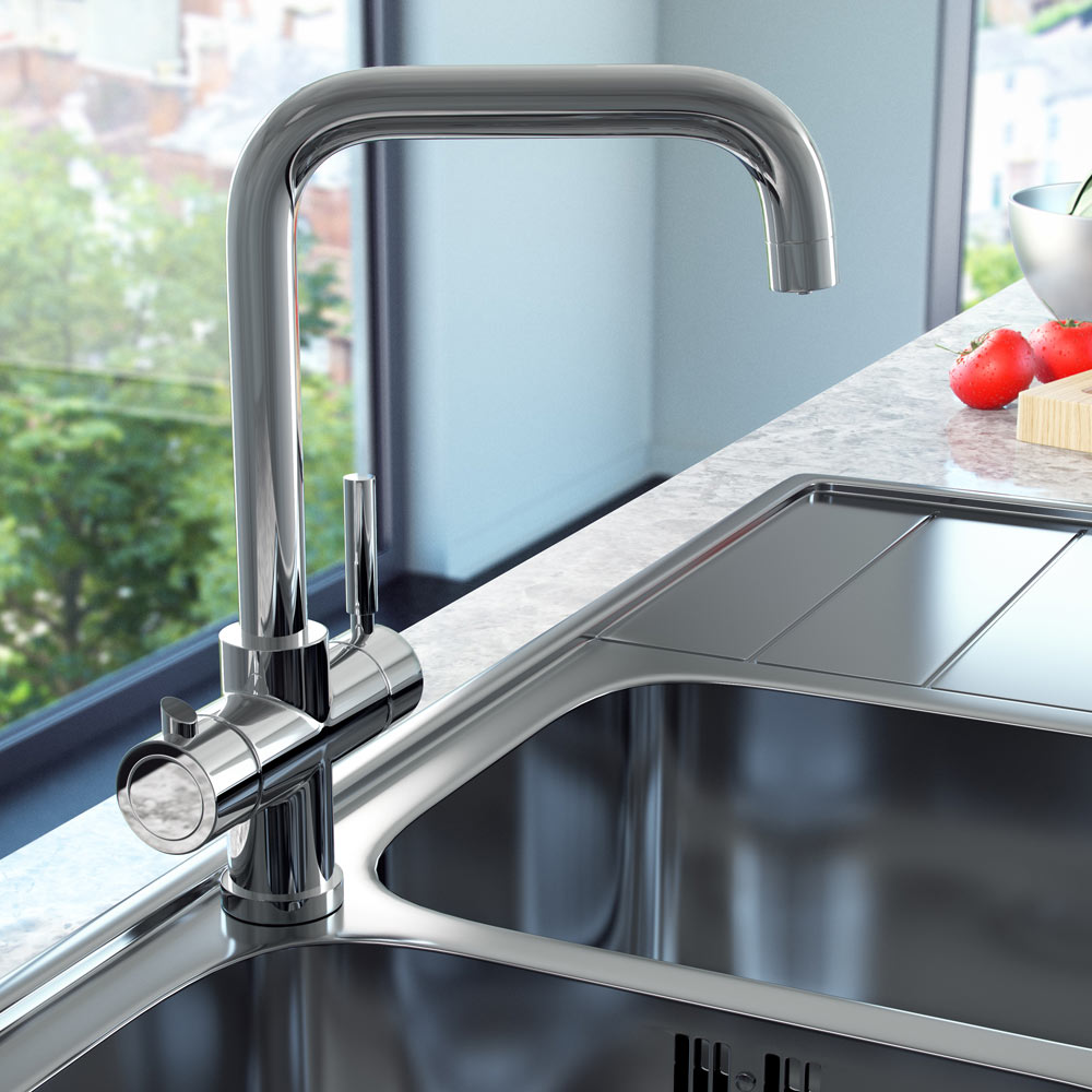 The Palma Instant Boiling Water Kitchen Tap