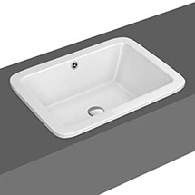 Palmer Inset Basin 0TH - 550 x 400mm Medium Image