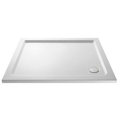 Pearlstone Rectangular Shower Tray