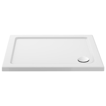 Pearlstone Rectangular Shower Tray Medium Image
