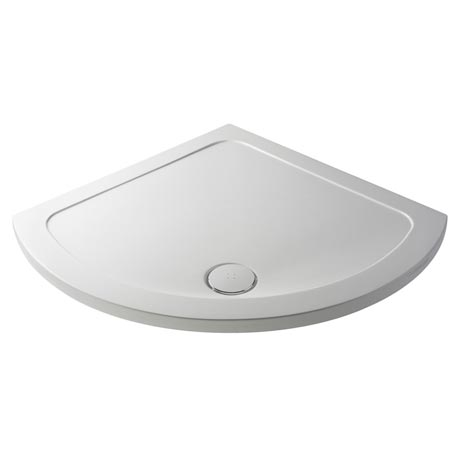 Pearlstone Single Entry Shower Tray - 914x914mm