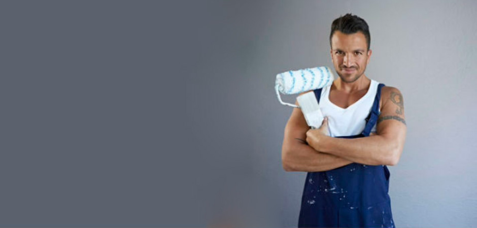 Peter Andre's new show 60 Minute Makeover