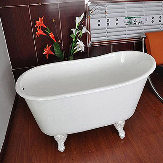 Slipper Bath Uk Small slipper bath uk small baths 1400 1500 and 1600mm bathtubs petite 1350 x 700mm slipper roll top cast iron bath with white feet sisterspd