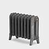 Paladin Piccadilly Cast Iron Radiator (460mm High) profile small image view 1