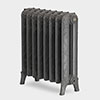 Paladin Piccadilly Cast Iron Radiator (660mm High) profile small image view 1