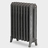 Paladin Piccadilly Cast Iron Radiator (760mm High) profile small image view 1