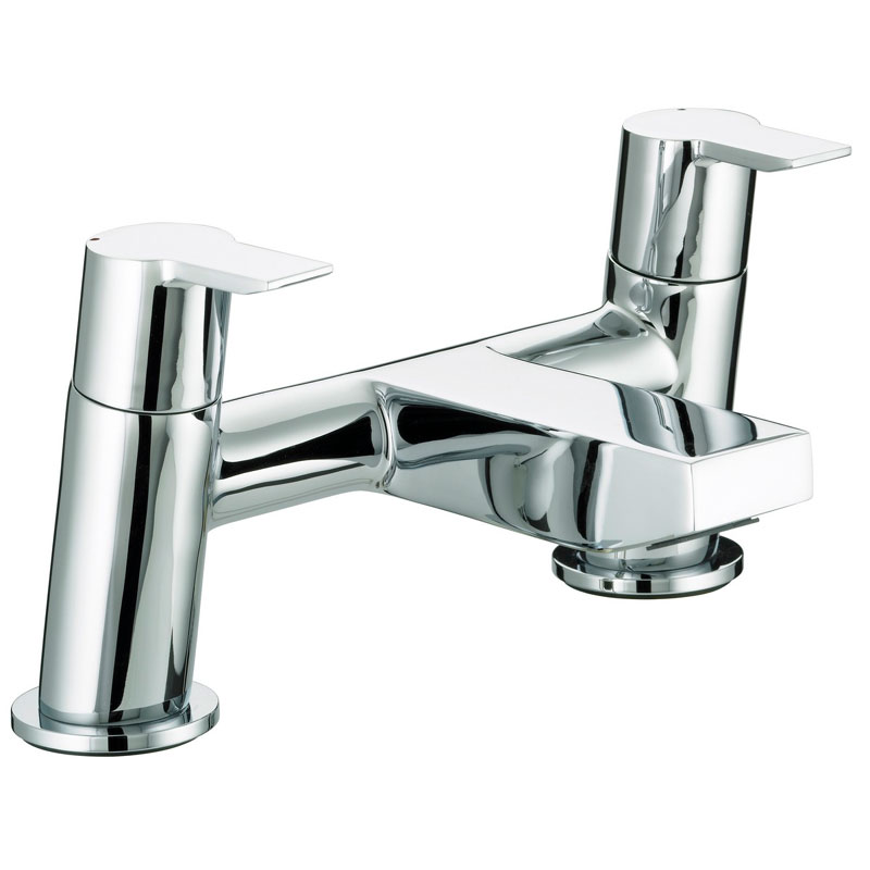 Bristan - Pisa Bath Filler - Chrome - PS-BF-C Large Image