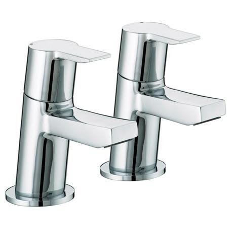 Bristan - Pisa Bath Taps - Chrome - PS-3/4-C