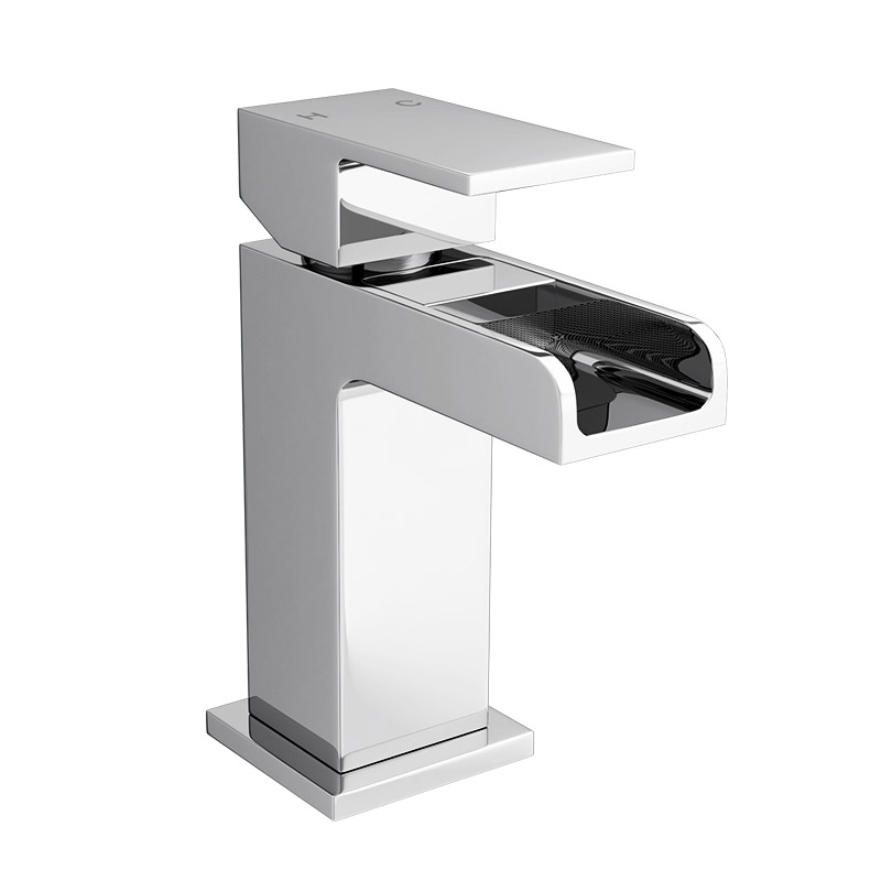 Plaza Waterfall Mini Basin Tap