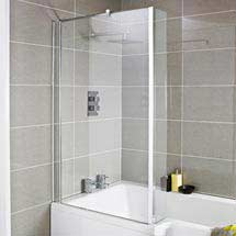 Premier 1400 Quattro Fixed Bath Screen - NSBS2 Medium Image