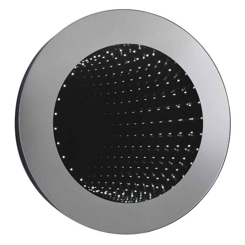 Premier - 600mm Round Infinity Mirror - LQ064 profile large image view 1