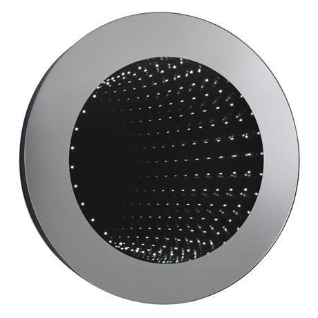 Premier - 600mm Round Infinity Mirror - LQ064