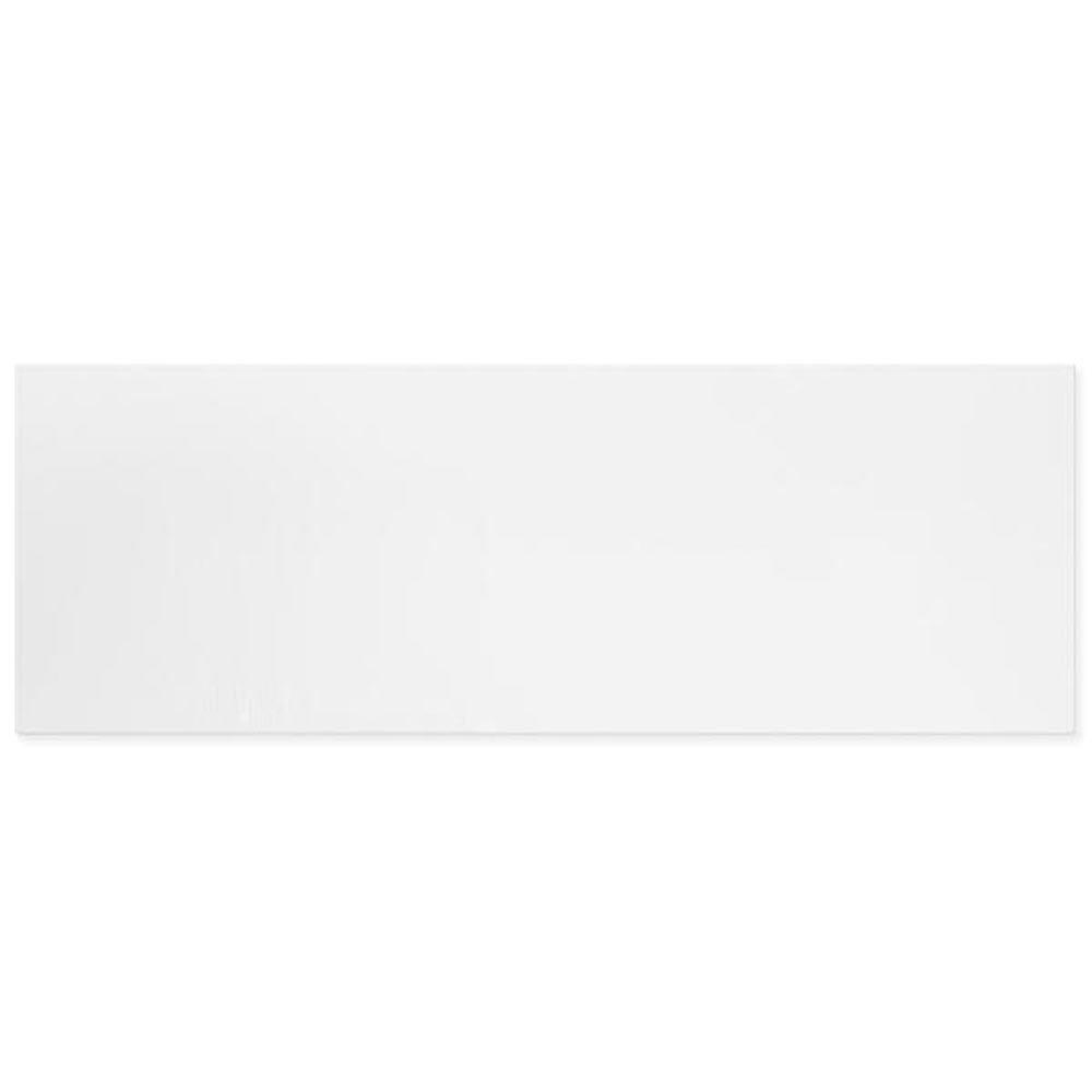 Premier Acrylic Front Bath Panel - White - 4 Size Options Profile Large Image