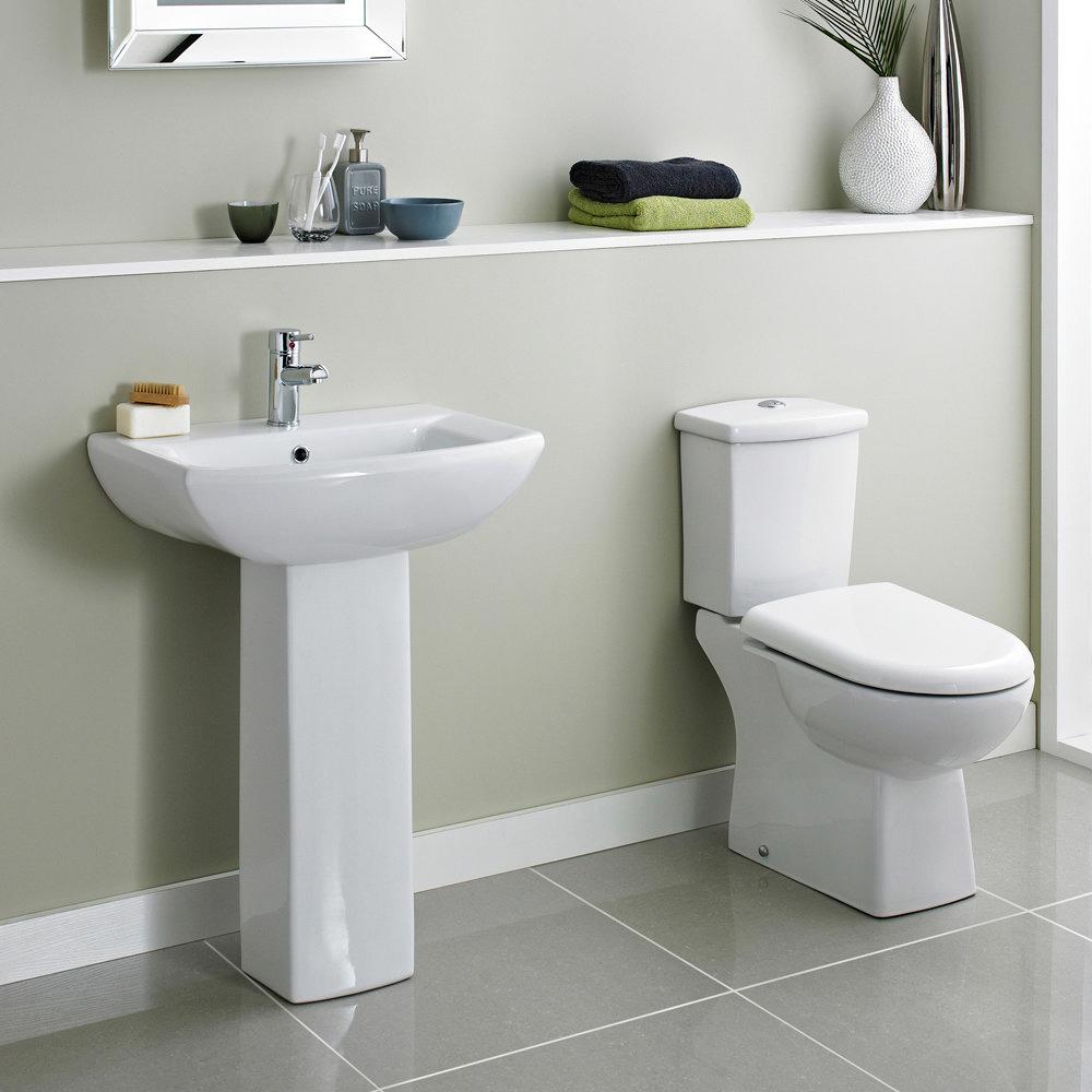 Inch Bathroom Vanities - Small 4 piece bathroom