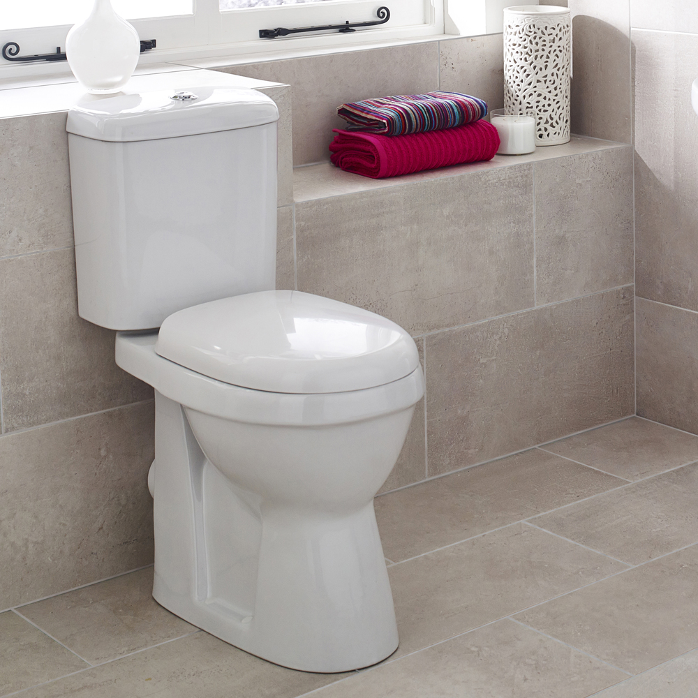 Premier Caledon Comfort Height Toilet Profile Large Image