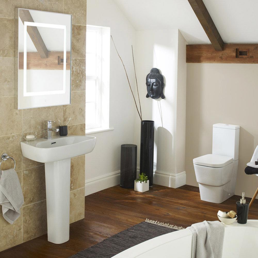 Premier - Cambria 4 Piece Bathroom Suite Large Image