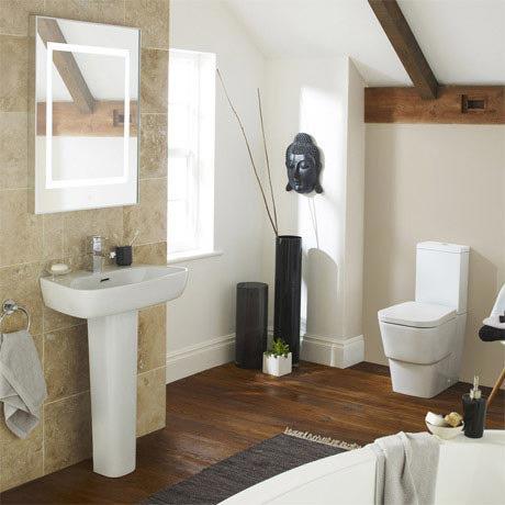 Premier - Cambria 4 Piece Bathroom Suite
