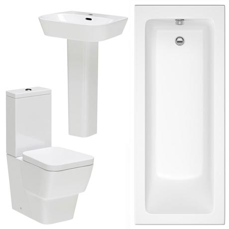 Premier Cambria 5 Piece Bathroom Suite