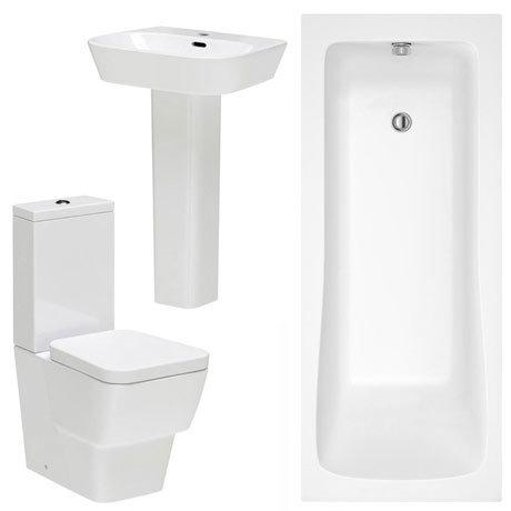 Premier Cambria 5 Piece Bathroom Suite