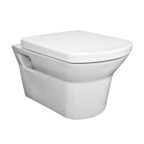 Premier Clara Wall Hung Pan with Soft Close Seat