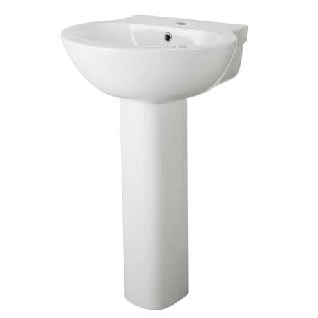 Premier - Darwin 1TH Basin with Full Pedestal