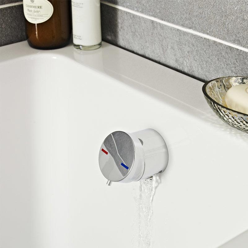 Premier - Freeflow Bath Filler - E301 profile large image view 3