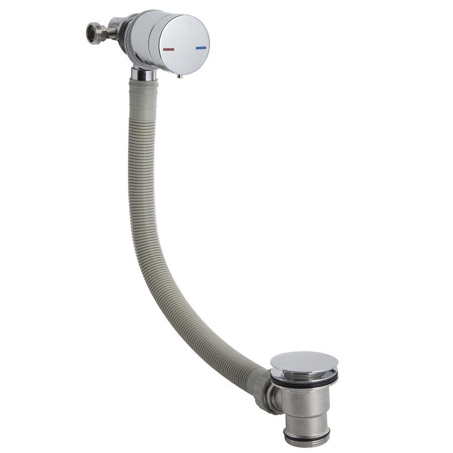 Premier - Freeflow Bath Filler - E301 Large Image