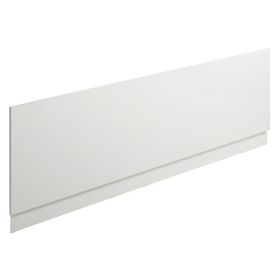 Premier - High Gloss MDF Front Bath Panels - White - Various Sizes Profile Large Image