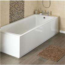 Premier - High Gloss MDF Front Bath Panels - White - Various Sizes Medium Image