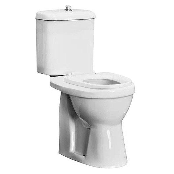 Premier High Rise Close Coupled Toilet - DOCMP100 Large Image