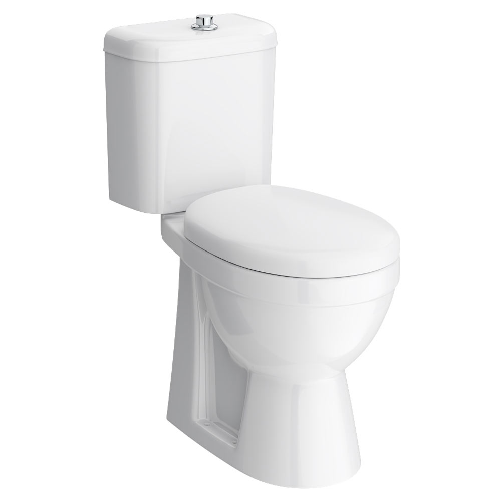 Comfort Height Toilets at Victorian Plumbing UK