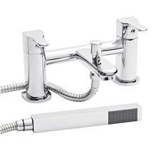 Ultra Level Bath Shower Mixer + Shower Kit - TLE304 Medium Image