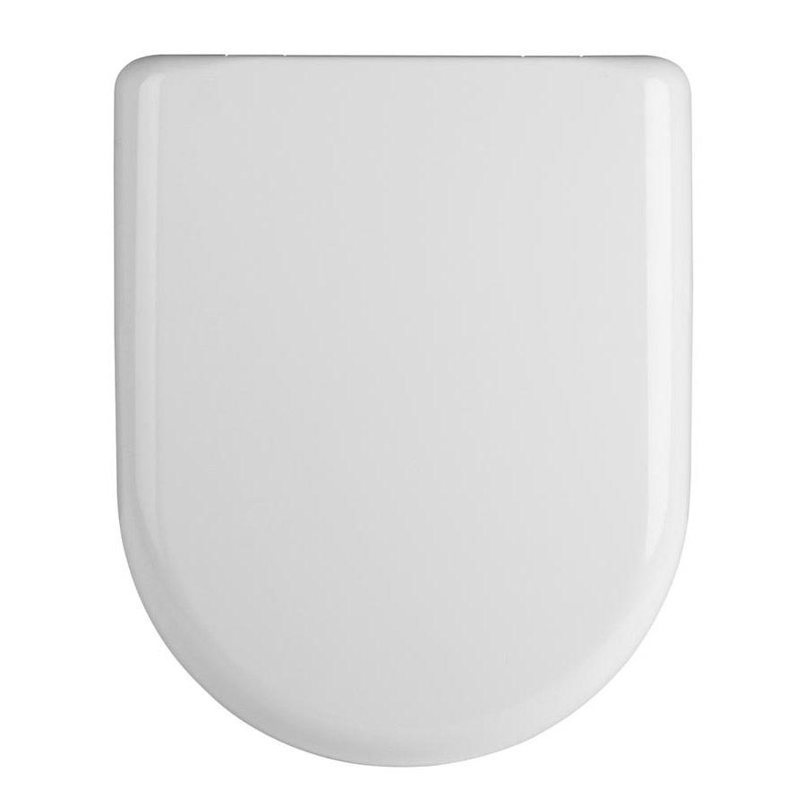 Premier Mayfair Back-To-Wall Toilet Pan inc Soft Close Seat Profile Large Image