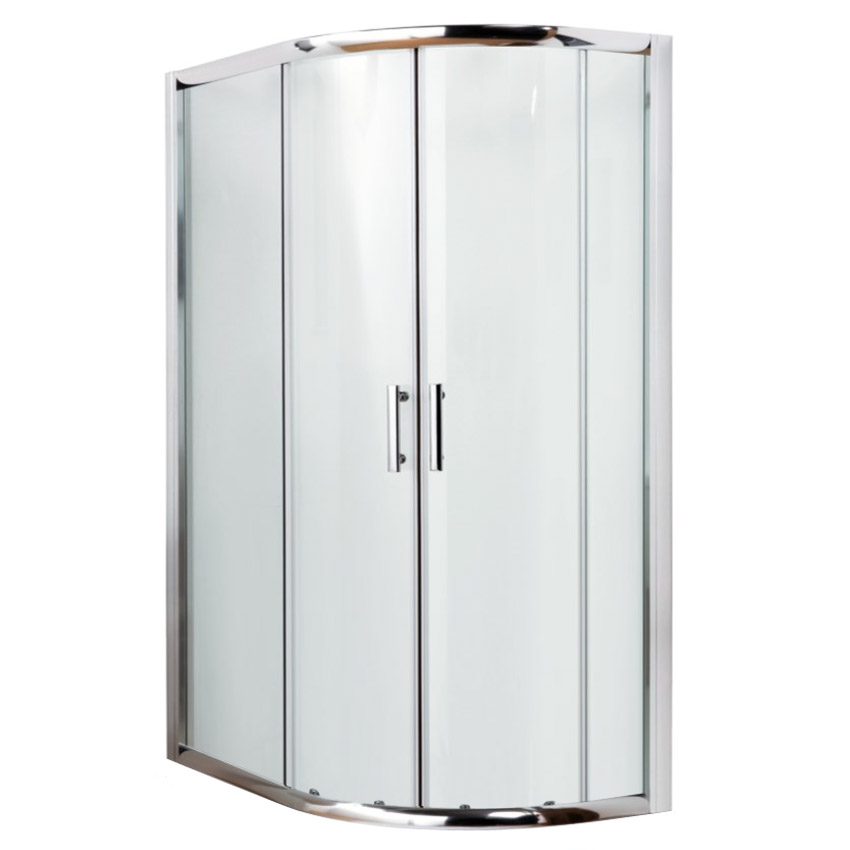 Premier - Pacific Offset Quadrant Shower Enclosure Only - Various Sizes Large Image