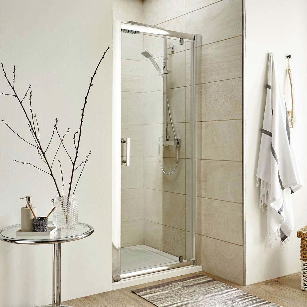 Premier Pacific Pivot Shower Door Large Image
