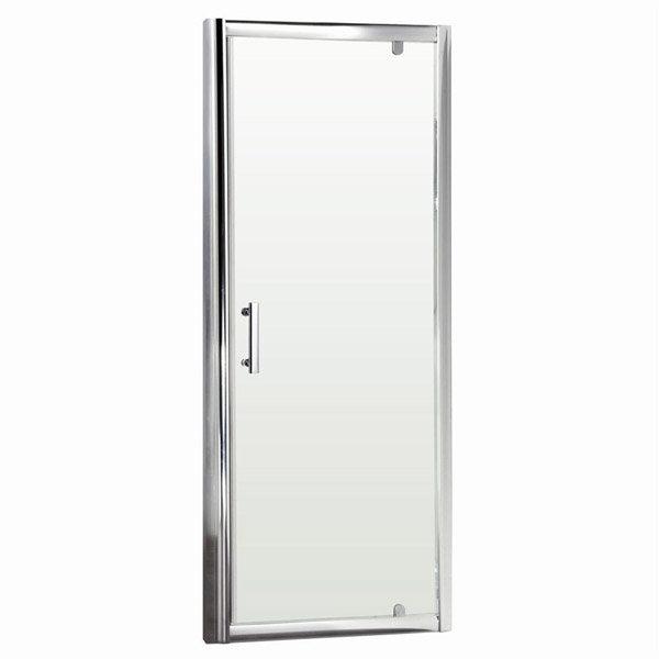 Premier Pacific Pivot Shower Door profile large image view 2