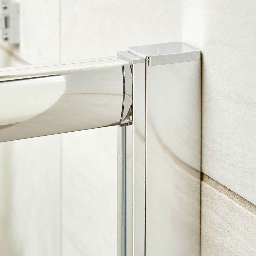 Premier Pacific Sliding Shower Door - Various Size Options  Feature Large Image