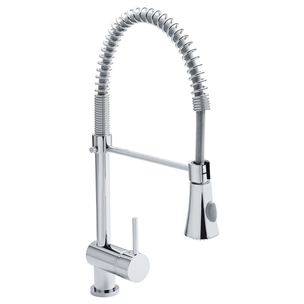 Benissa Pull Out Chef Kitchen Tap Now At Victorian Plumbing Co Uk