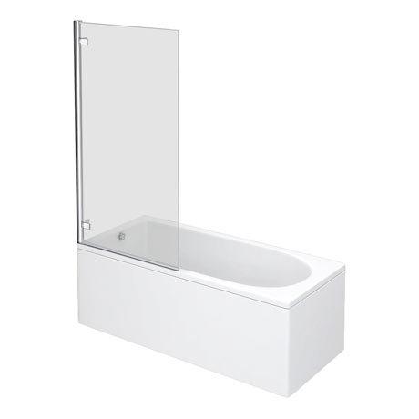 Premier Square Hinged Barmby Shower Bath