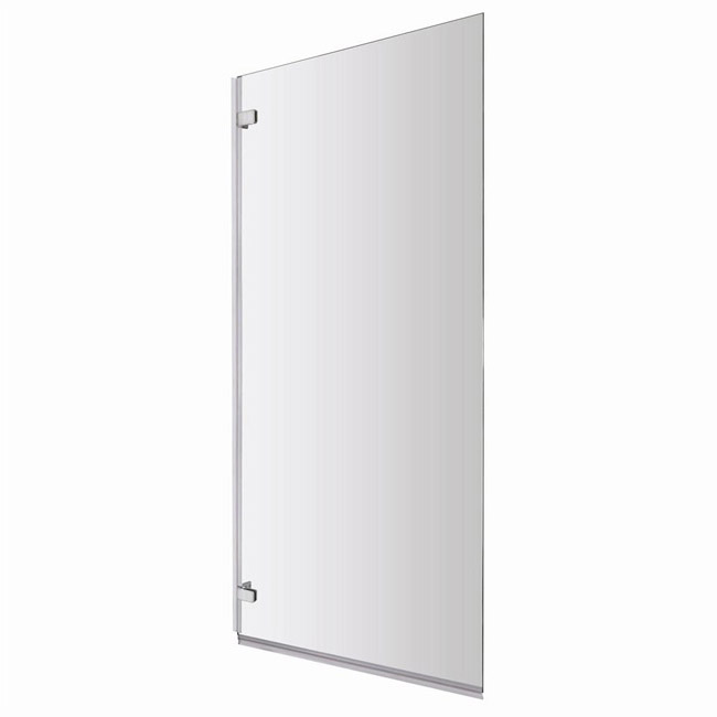 Premier Square Hinged Barmby Shower Bath profile large image view 2