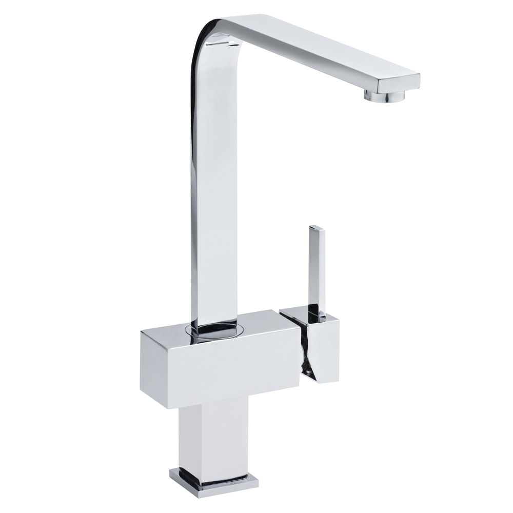 Calpe Square Modern Kitchen Tap | Online At Victorian Plumbing.co.uk