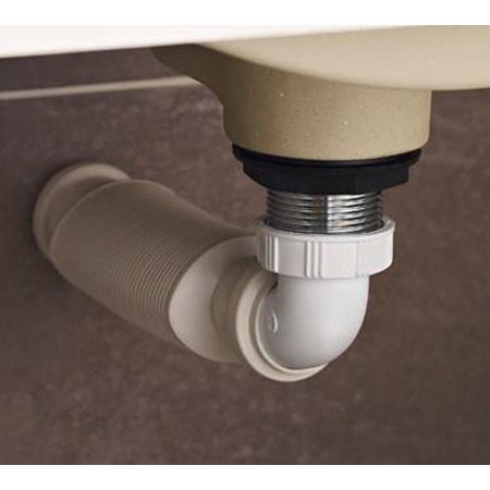 Premier - Waste Trap for Furniture Basins - E325 profile large image view 2