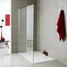 Designer TV Bathroom