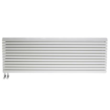 Premier - White Flat Panel Designer Radiator H570 x W1600mm - MTY098