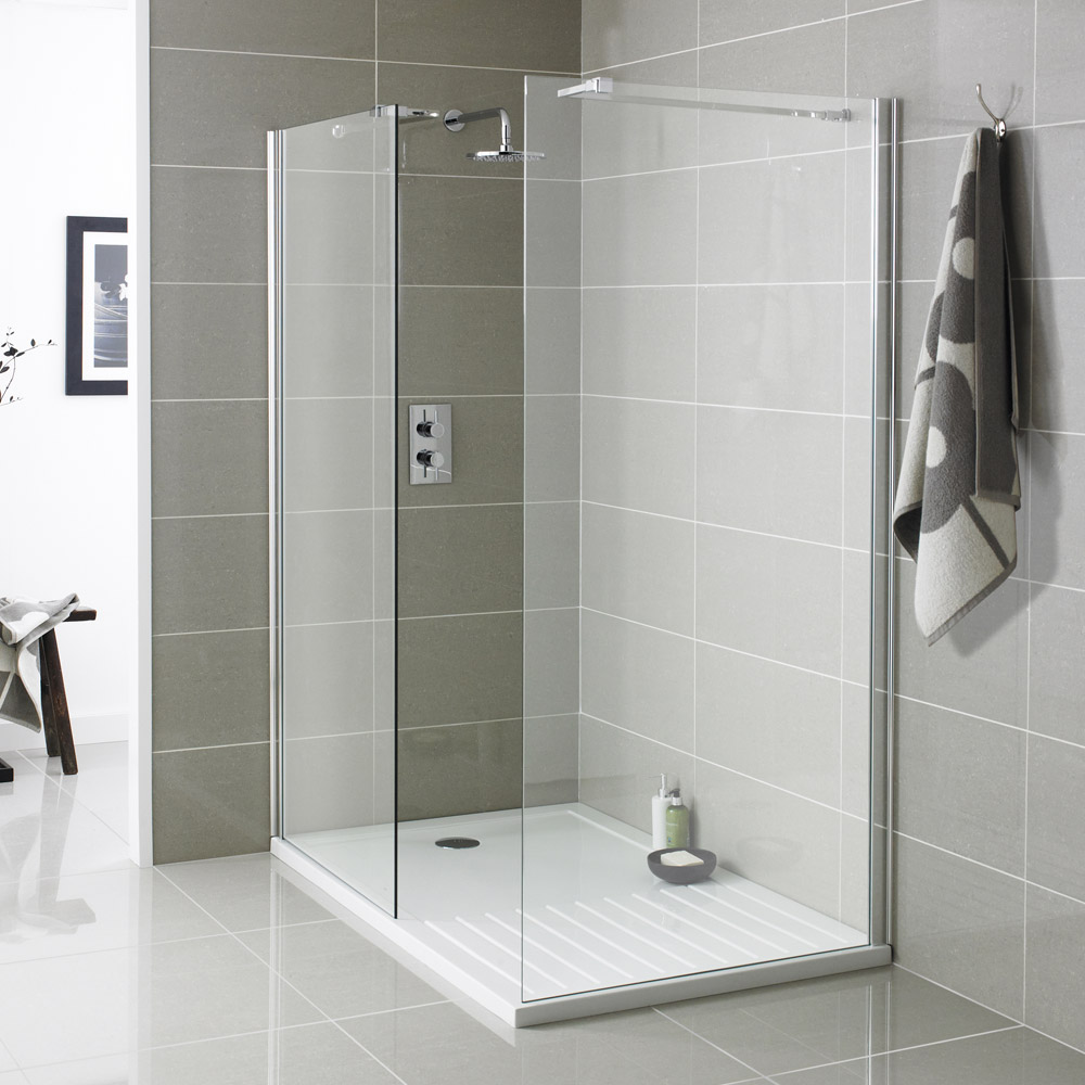 Premier Wetroom Screen - Various Sizes profile large image view 3