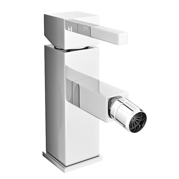 Prime Bidet Mixer Tap with Pop Up Waste profile large image view 1