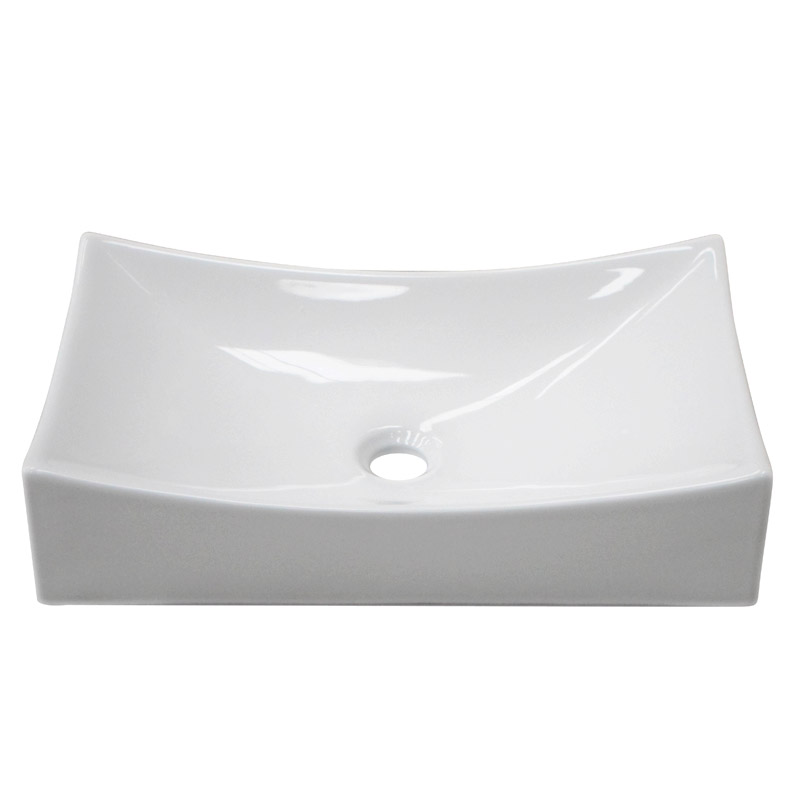 Prime High Rise Basin Mixer with Savona Counter Top Basin profile large image view 3