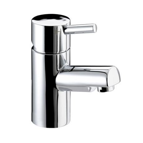 Bristan - Prism Contemporary Basin Mixer (no waste) - Chrome - PM-BASNW-C