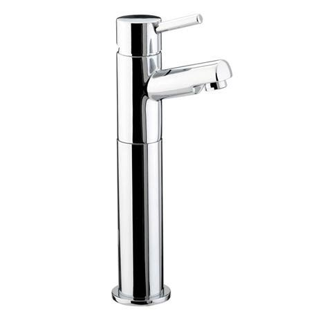 Bristan - Prism Contemporary Tall Basin Mixer (no waste) - Chrome - PM-TBAS-C